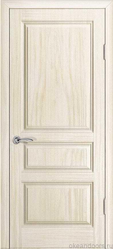 Двери Океан Марсель (Ясень белый жемчуг)