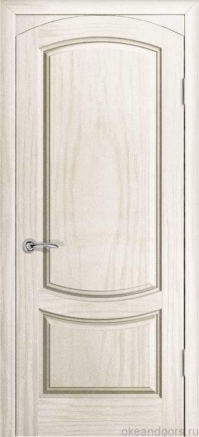 Двери Океан Изабелла (красное дерево)