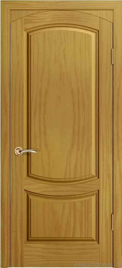 Двери Океан Лувр (ясень шервуд)