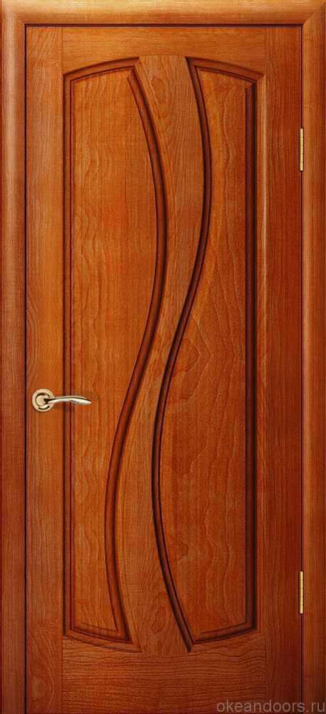 Двери Океан Шарм (красное дерево)