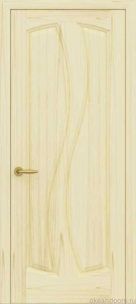 Двери Океан Шарм (ясень слоновая кость)