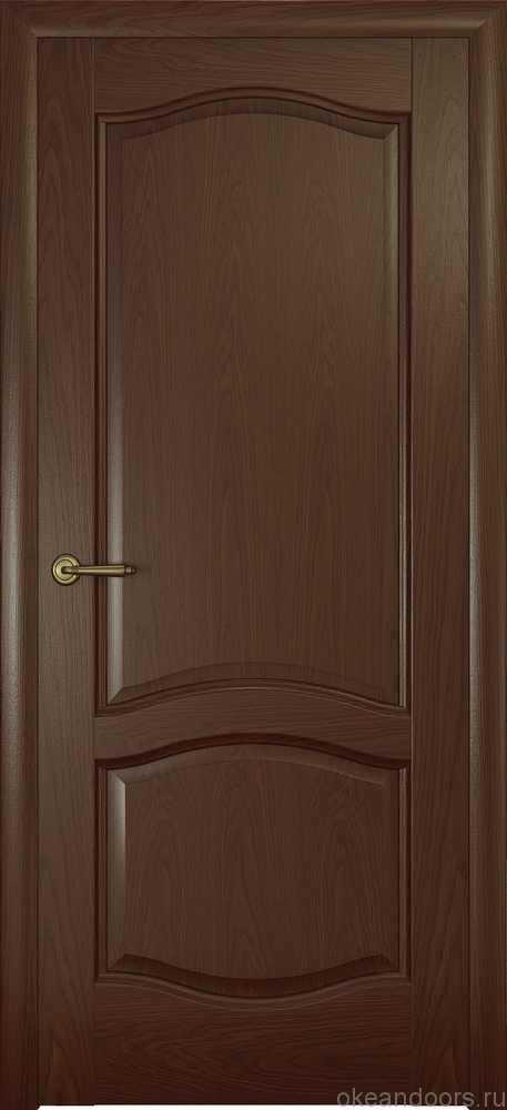 Двери Океан София (натуральный дуб шоколад)