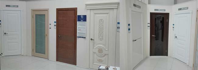 Салон дверей Океан