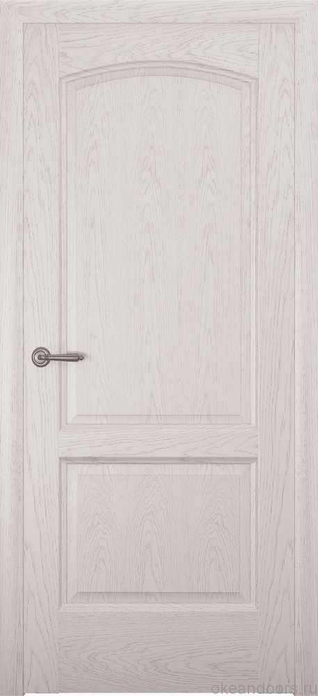 Двери Океан Женева (дуб белый жемчуг)