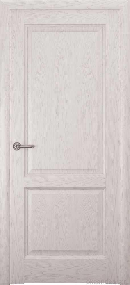 Двери Океан Парма (дуб белый жемчуг)