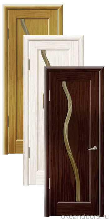 Коллекция дверей Океан Новая Волна Z (10 цветов, бронзовое стекло)
