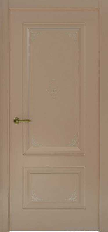 Дверь Океан Provence 2 Flora (мокко, глухая)
