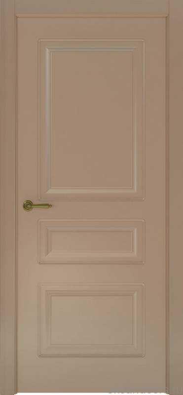 Дверь Океан Provence 3 (мокко, глухая)