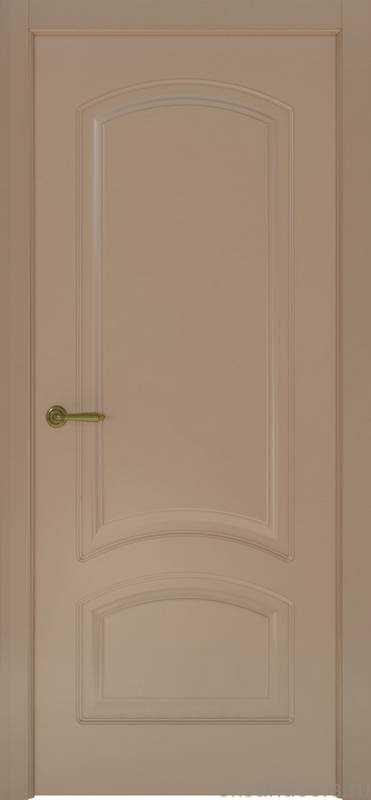 Дверь Океан Provence 4 (мокко, глухая)
