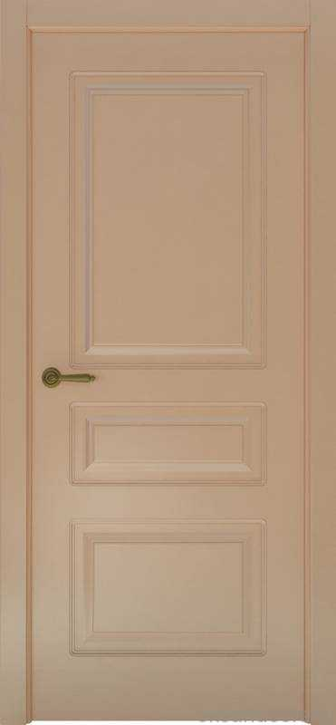 Дверь Океан Provence 3 (капучино, глухая)