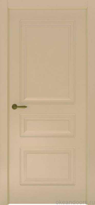 Дверь Океан Provence 3 (слоновая кость, глухая)