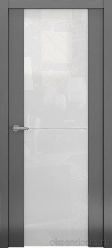 Avorio-1 (матовое / стекло белое / графит)