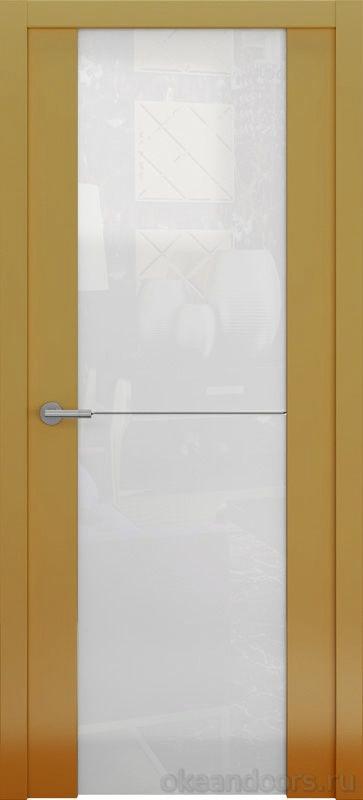 Avorio-1 (матовое / стекло белое / мокко)
