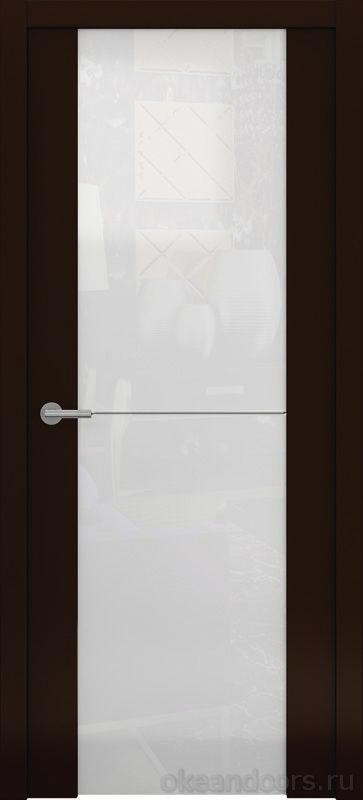 Avorio-1 (матовое / стекло белое / винтаж)