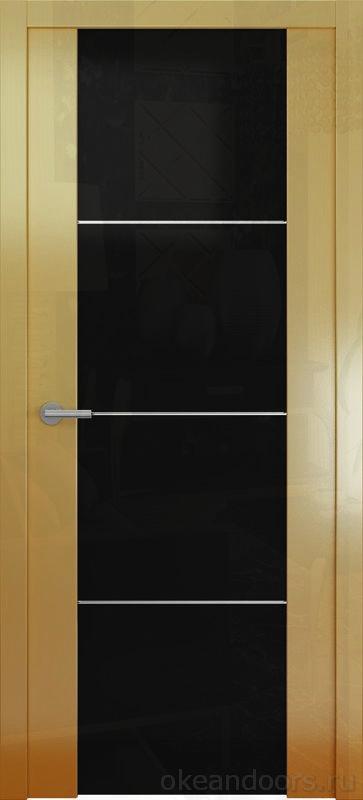 Avorio-2 (глянец / стекло тонированное/ мокко)