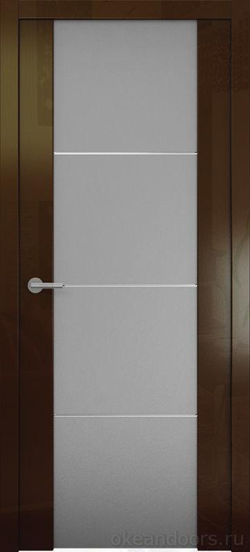 Avorio-2 (глянец / стекло белое матовое / винтаж)