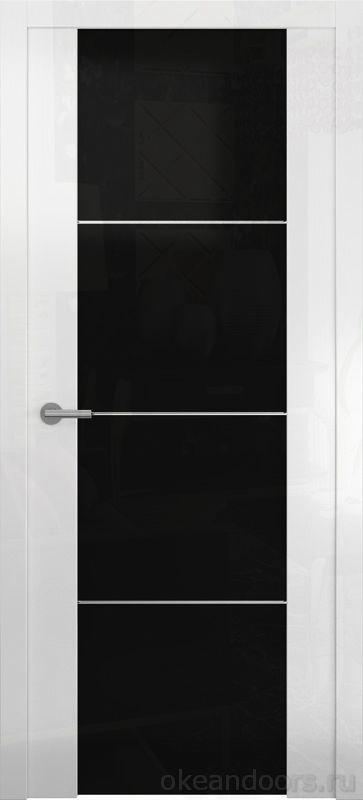 Avorio-2 (глянец / стекло тонированное / белое)