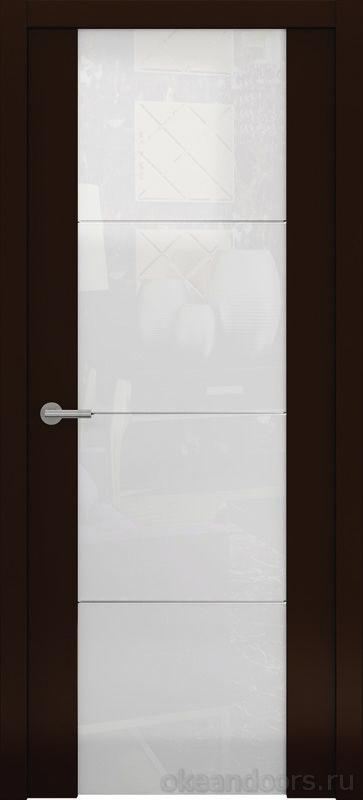 Avorio-2 (матовое / стекло белое / винтаж)