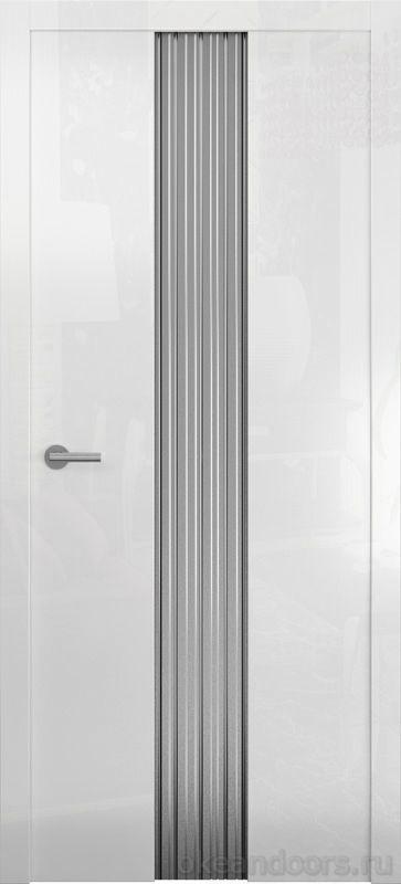 Avorio-3 (глянец / стекло белое матовое/ белое)