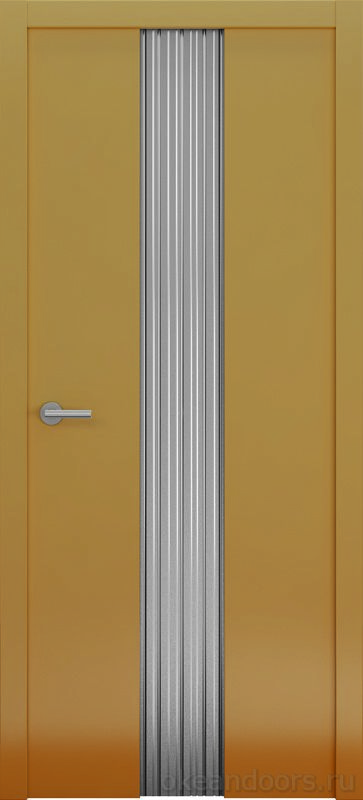 Avorio-3 (матовое / стекло белое матовое / мокко)