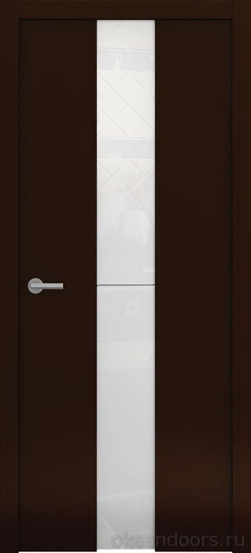 Avorio-4 (матовое / стекло белое / винтаж)
