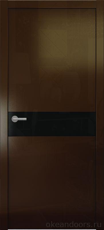 Avorio-9 (винтаж глянцевое / 9 цветов, глянец / черная стеклянная вставка)
