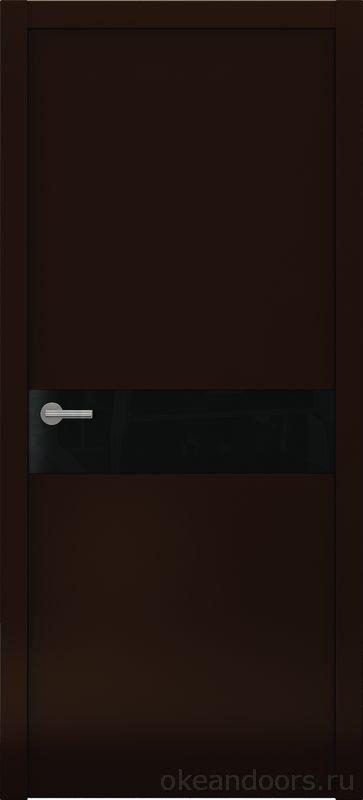 Avorio-9 (винтаж матовое / 9 цветов, глянец / черная стеклянная вставка)