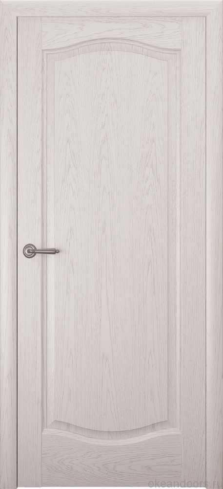 Двери Океан Аврора (дуб белый жемчуг)