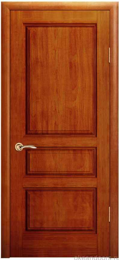 Двери Океан Марсель (красное дерево)