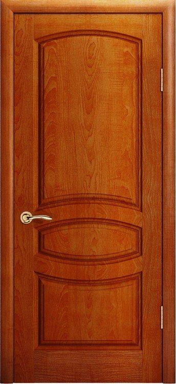 Двери Океан Изабелла красное дерево