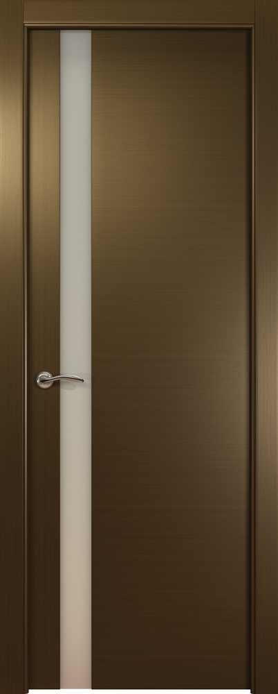 Двери Океан de Vesta (венге), стекло белое