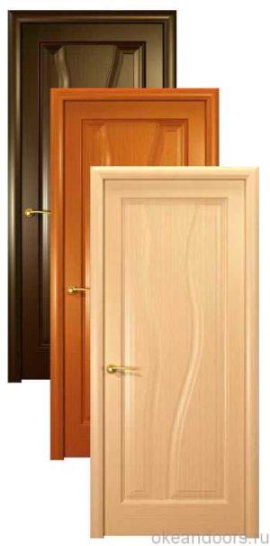 Коллекция дверей Океан Гольфстрим (3 цвета, глухая)