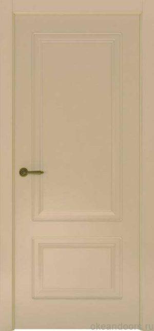 Дверь Океан Provence 2 (слоновая кость, глухая)