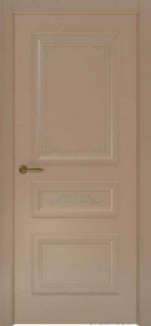 Дверь Океан Provence 3 Flora (мокко, глухая)