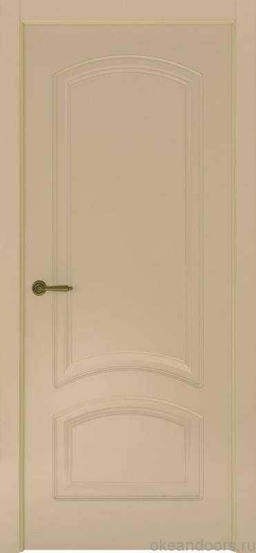 Дверь Океан Provence 4 (слоновая кость, глухая)