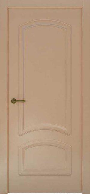 Дверь Океан Provence 4 (капучино, глухая)