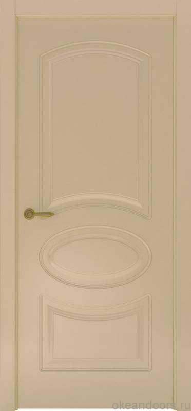 Дверь Океан Provence 1 (слоновая кость, глухая)