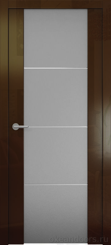 Avorio-1 винтаж глянцевая (стекло белое матовое)