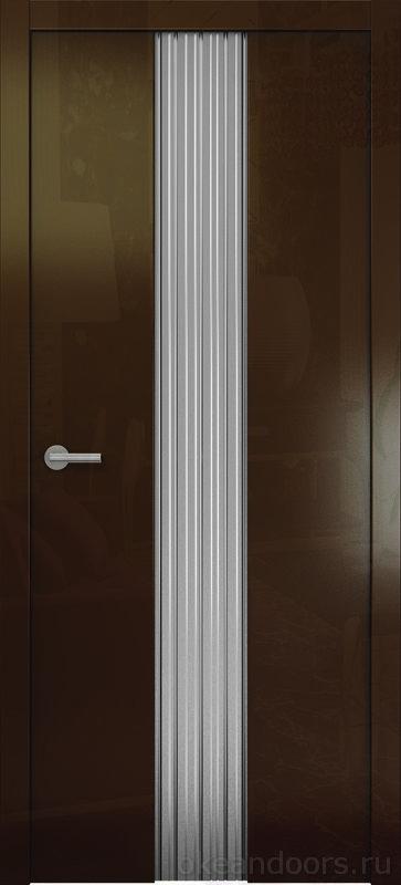 Avorio-3 (глянец / стекло белое матовое / винтаж)