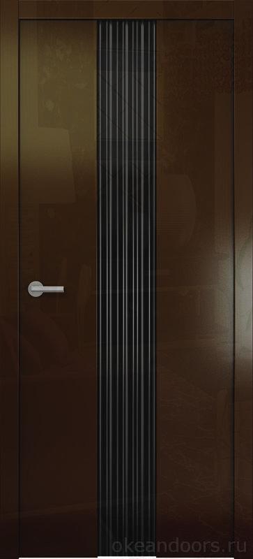 Avorio-3 (глянец / стекло  тонированное / винтаж)
