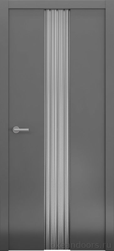 Avorio-3 (матовое / стекло белое матовое / графит)