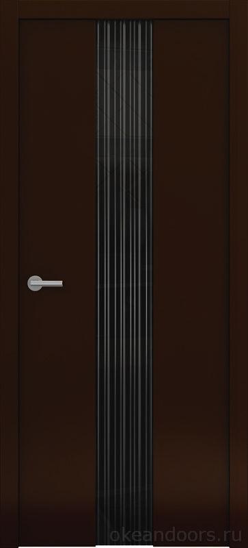 Avorio-3 (матовое / стекло белое тонированное / винтаж)