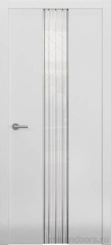Avorio-3 (матовое / стекло белое / белое)