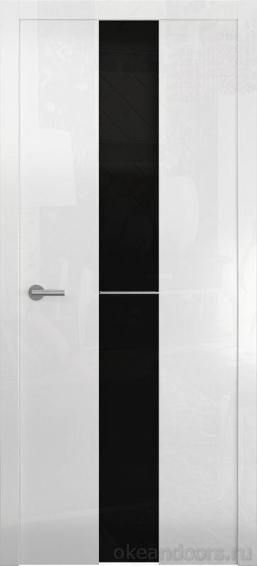 Avorio-4 (глянец / стекло тонированное / белое)