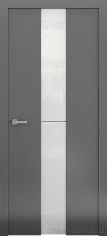 Avorio-4 (матовое / стекло белое / графит)