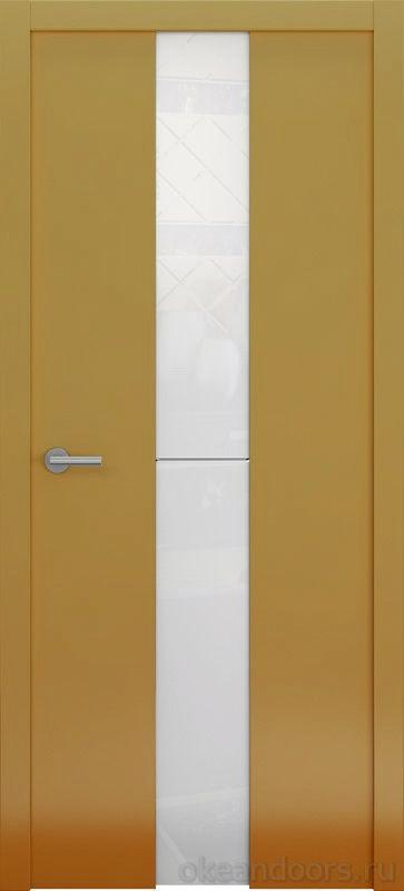 Avorio-4 (матовое / стекло белое / мокко)