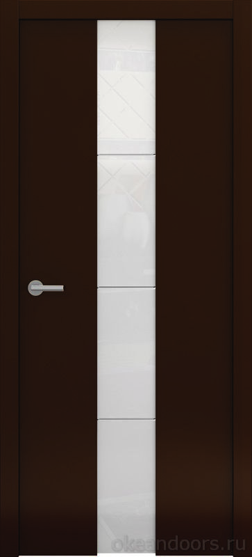 Avorio-5 (винтаж матовое / стекло белое)