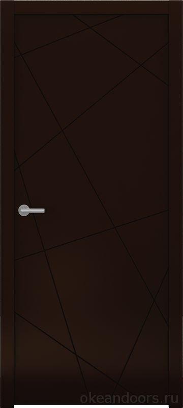 Avorio-6 (винтаж матовое, дизайн полотна Line)