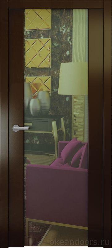 Avorio-7 (винтаж глянец, зеркало)