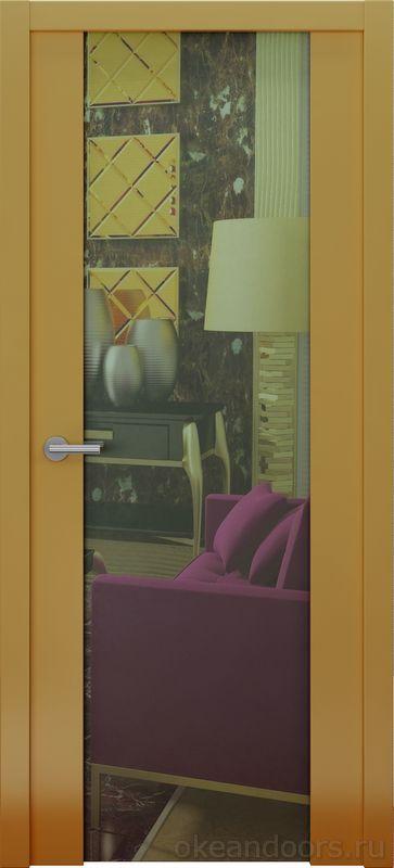 Avorio-7 (мокко матовое, зеркало)